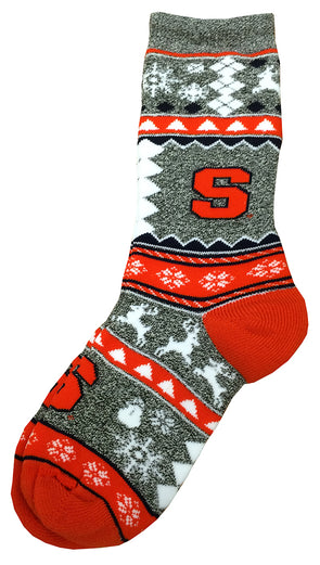 Syracuse Argyle Dress Socks