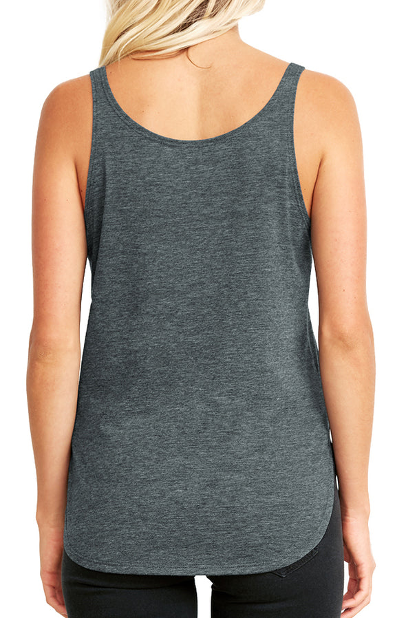 Next Level Women's Antique Denim Festival Tank