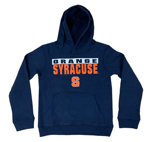"Gen2 Youth ""Orange Syracuse"" Hoodie"