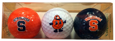 Syracuse 3 Pack Golf Balls