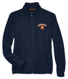 Harriton Women's Full Zip Fleece