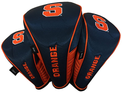 Team Effort Set of 3 Nylon Headcovers