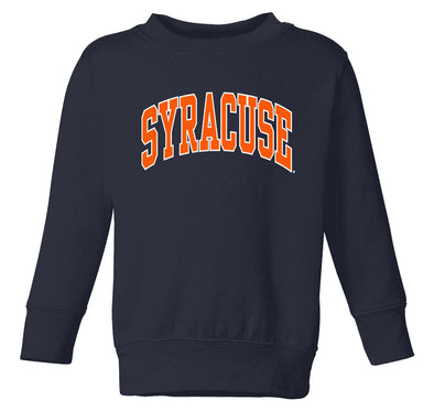 Toddler Syracuse Arc Crew Neck Sweatshirt