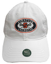 Legacy Crossed Lacrosse Stick Hat