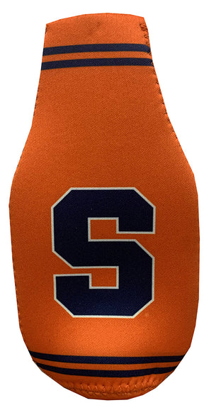 Logo Syracuse Bottle Koozie