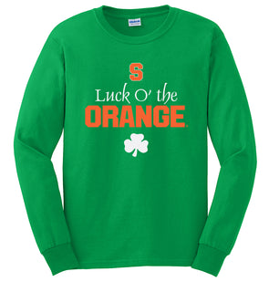 Luck 'O The Shamrock Long Sleeve