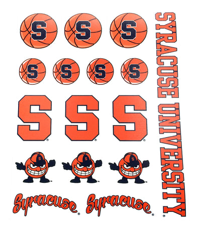 Syracuse Multiple Decal Sheet