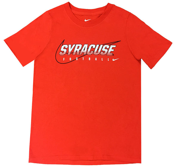 Nike Youth Syracuse Football Cotton Tee