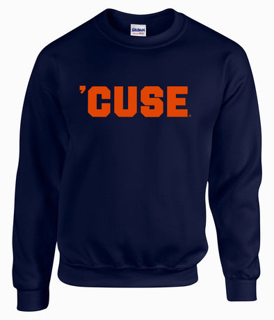 'Cuse Crew Neck Sweatshirt