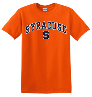 "Syracuse ""Block S"" T-Shirt"