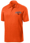 Syracuse Football Helmet Performance Polo