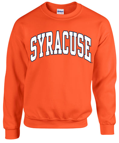 Syracuse Arc Crew Neck Sweatshirt