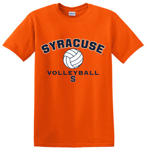 Syracuse Volleyball Tee