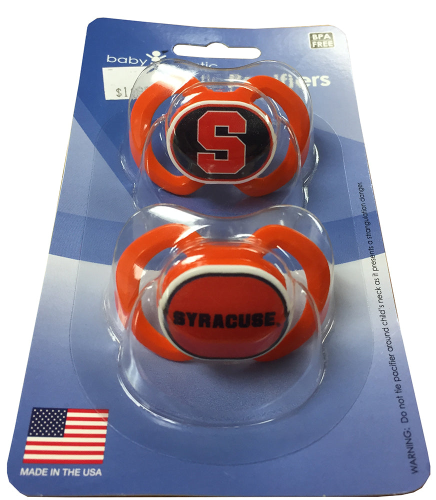 9889539fe Baby Fanatic Orthodontic Pacifier 2-Pack – The Original Manny s - Syracuse  Team Shop