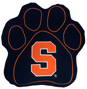 Syracuse Dogs Paw Squeaky Toy