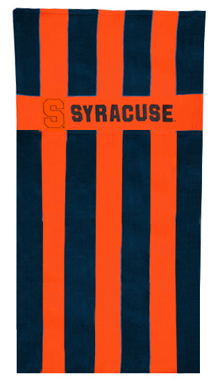StormDuds Syracuse Beach Towel