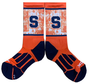 TCK Sports Acid Wash Socks