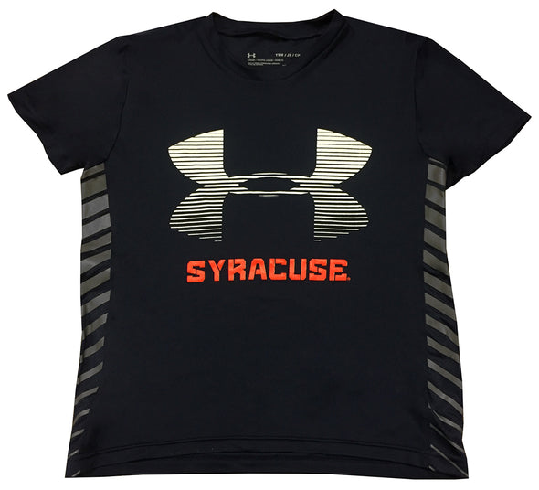 Under Armour Youth Big Logo Tech Tee
