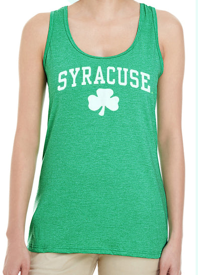 Women's Shamrock Tank Top
