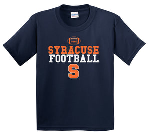 Youth 'Cuse Football Tee