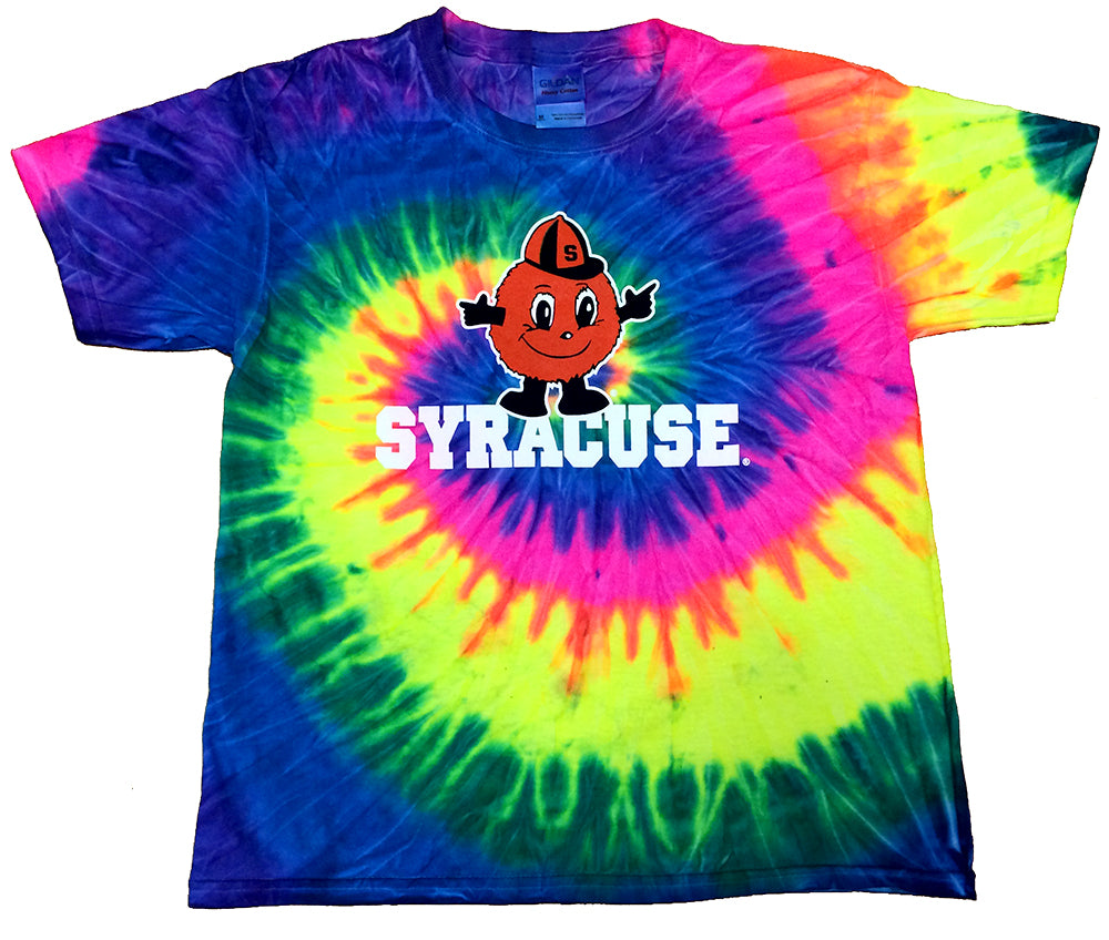 f89e41858eb Youth Tie Dye Otto T-Shirt – The Original Manny s - Syracuse Team Shop