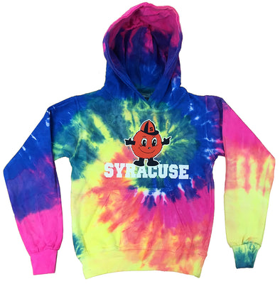 Youth Tie Dye Otto Hoodie