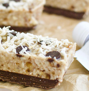 3 Layer Keto Crunch Bars by SuperFat