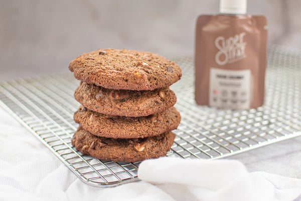 Cacao Macadamia Cookies Recipe