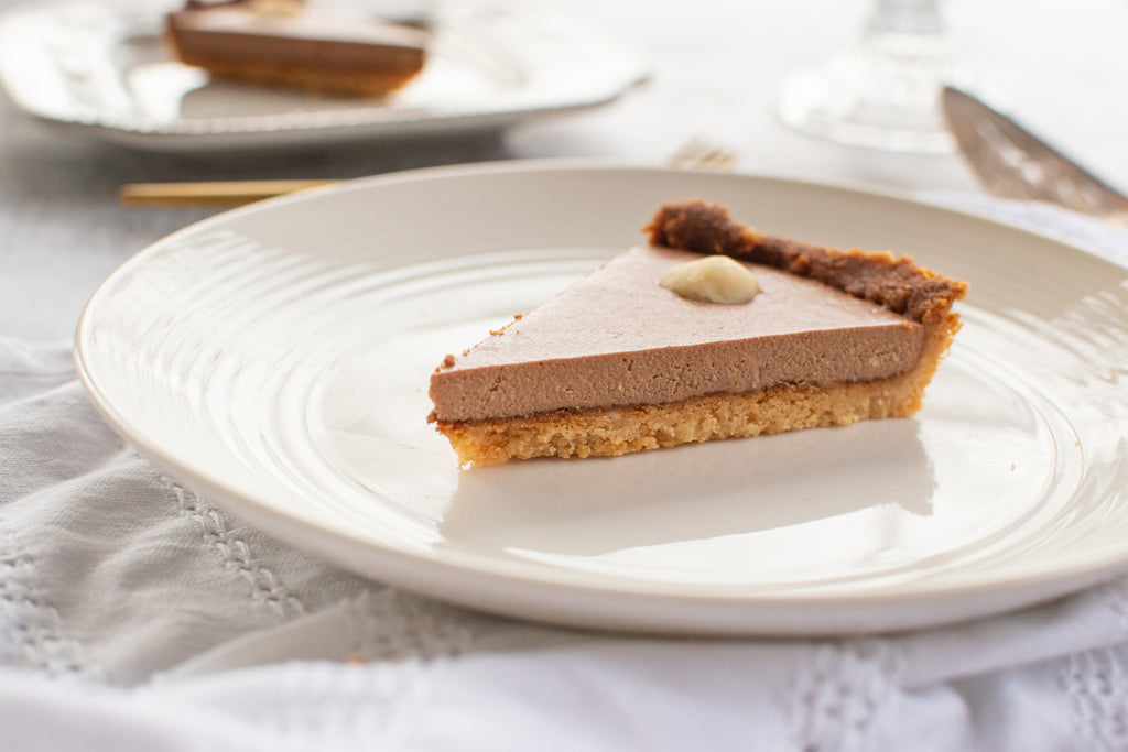 Chocolate Macadamia Pie Recipe