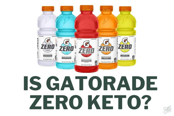 Is Gatorade Zero Keto?