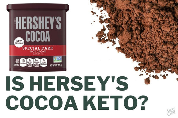 Is Hersey's Cocoa Powder Keto Friendly?