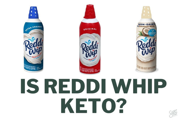 Is Reddi Whip Keto?
