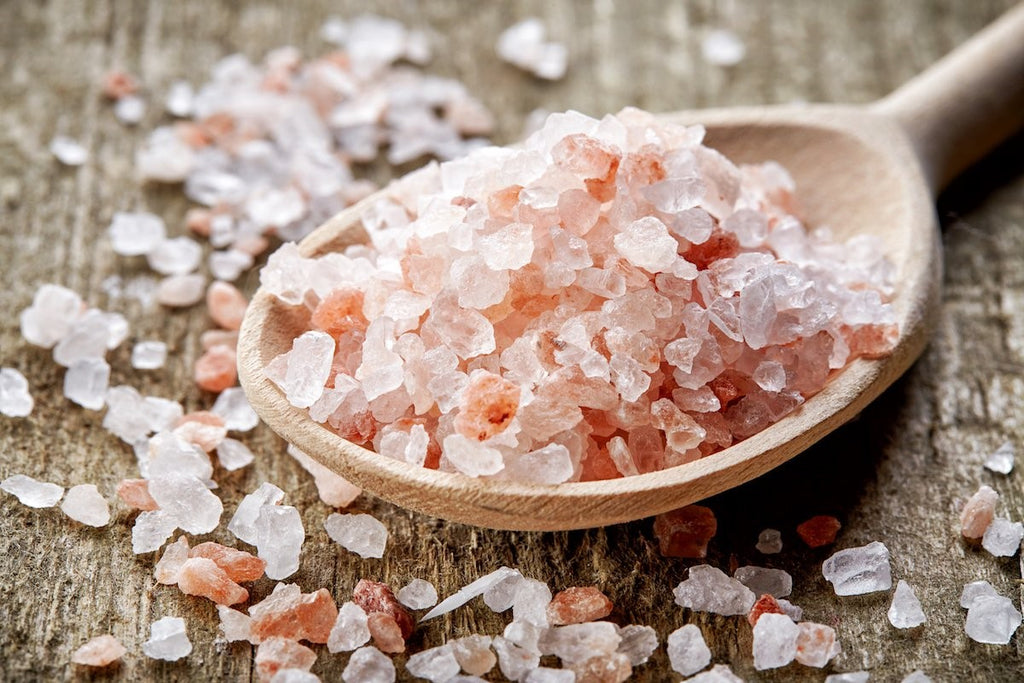 Learn About Himalayan Pink Salt Health Benefits