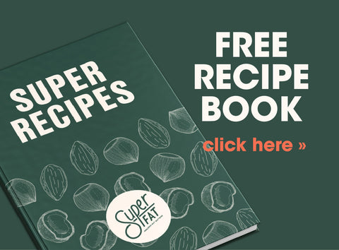 SuperFat Recipe Book