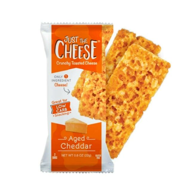 Just The Cheese - Cheese Bars - Aged Cheddar