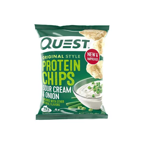 Quest - Protein Chips - Sour Cream and Onion