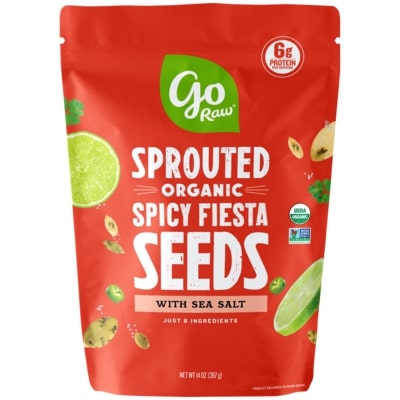 Sprouted Spicy Fiesta Seeds