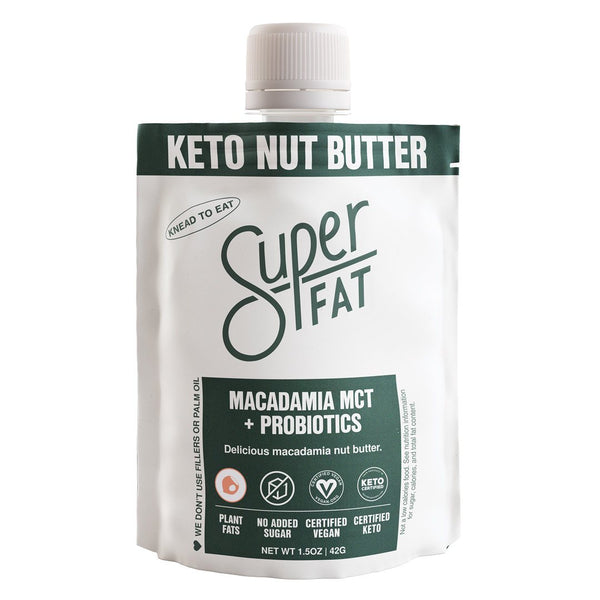 SuperFat Starter Bundle - (1 Variety Box of Nut Butters and 3 Boxes of Cookies)