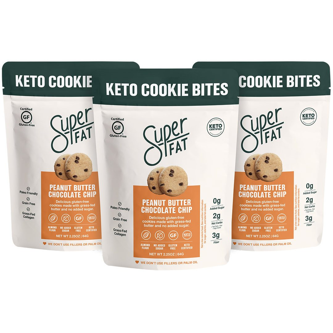 SuperFat Keto Cookies