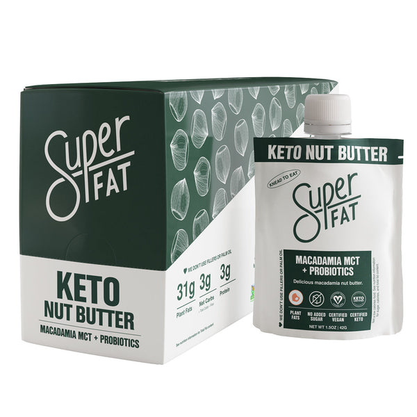 SuperFat Variety Bundle - 50 Pouches (1 Box of Each Flavor)