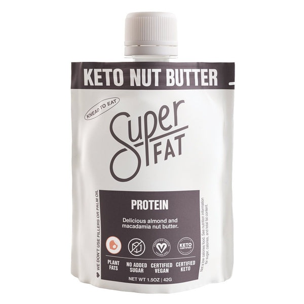 SuperFat Protein Nut Butter Bundle (50 Pouches)