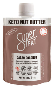 SuperFat CACAO COCONUT (Box of 10)