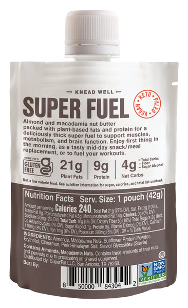 SuperFat PROTEIN (Box of 10)