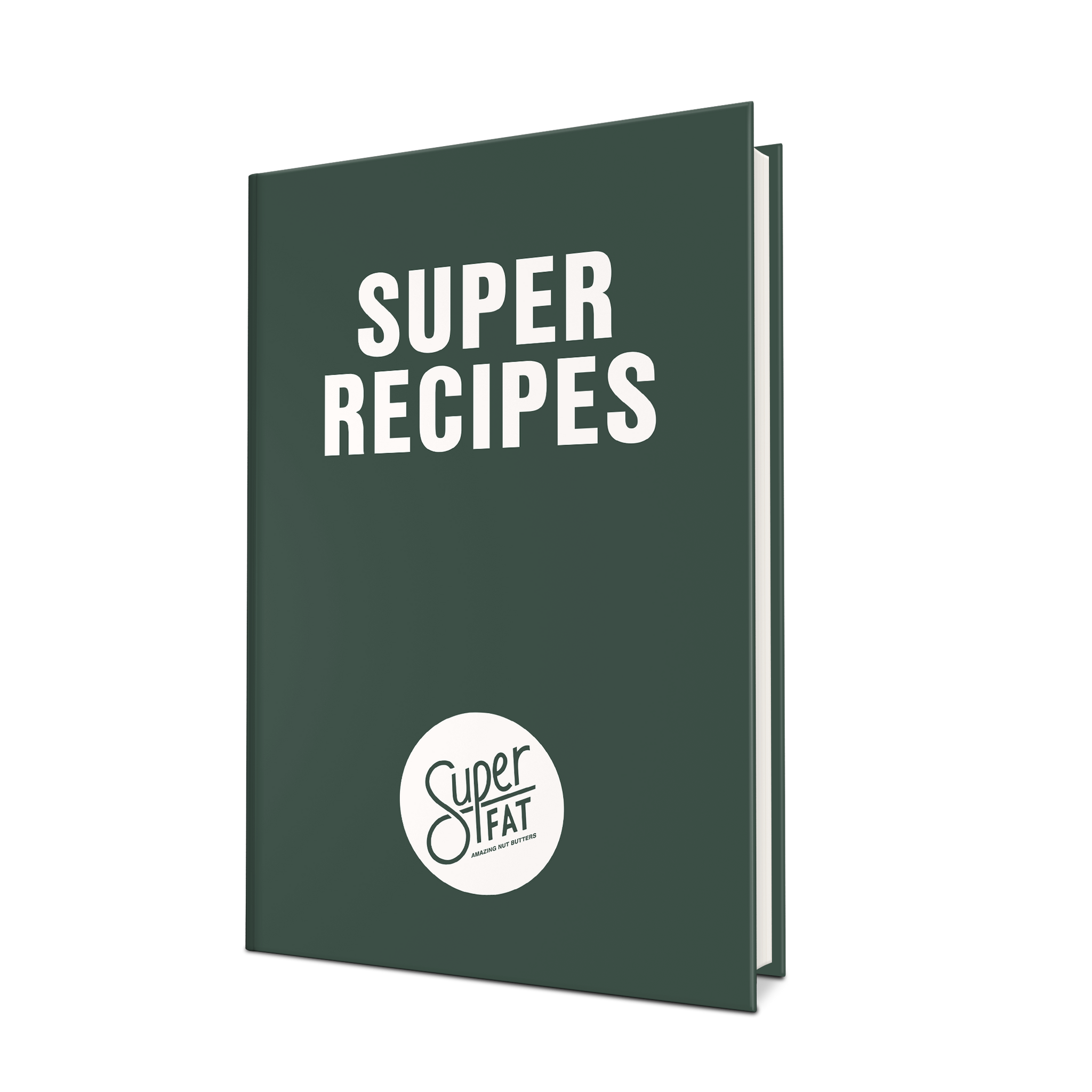 SuperFat Super Recipes Cookbook - 40+ Keto, Vegan, Gluten Free Recipes