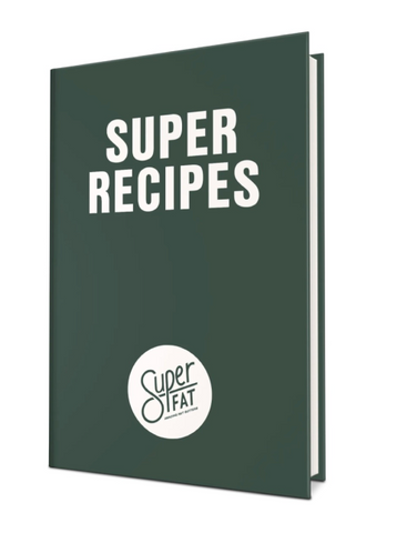SuperFat Recipes Book