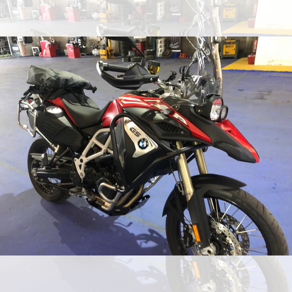 Defensa BMW F800 ADV