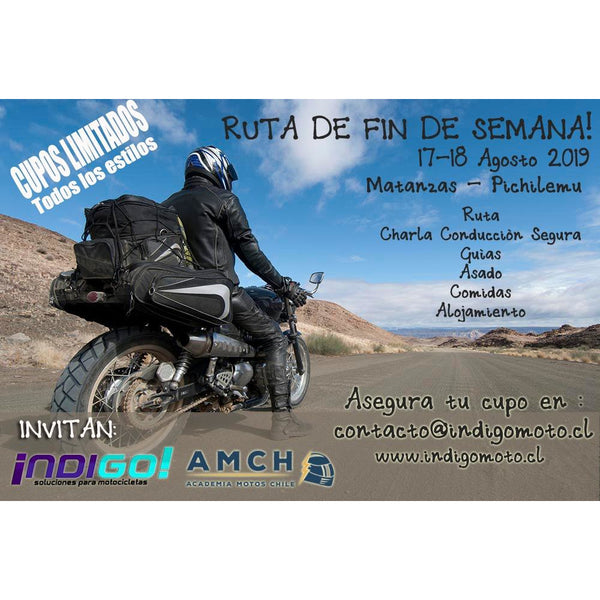 Moto weekend Pichilemu