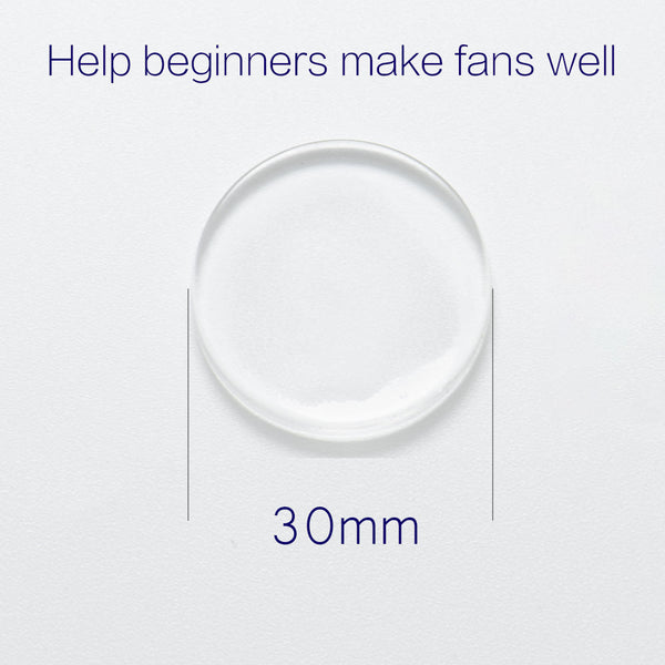 10pcs Easy fan lash pads
