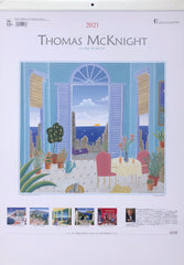 2021 Thomas McKnight Calendar