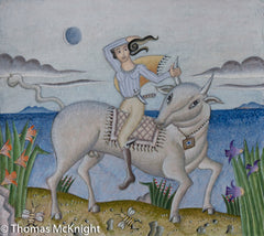 Europa and the White Bull